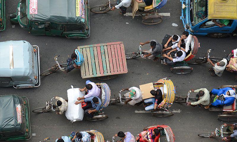 Experiencia Dhaka